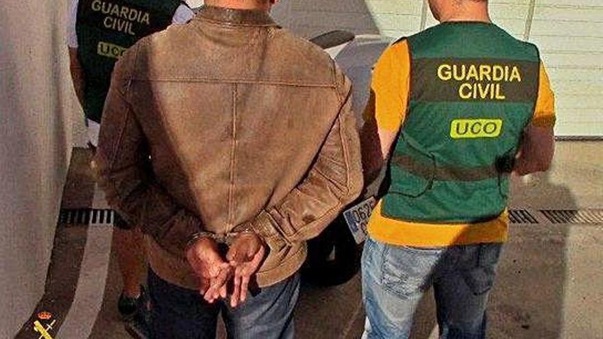 Condenada a 46 años una red que intentó traer cocaína en barcos desde Cabo Verde