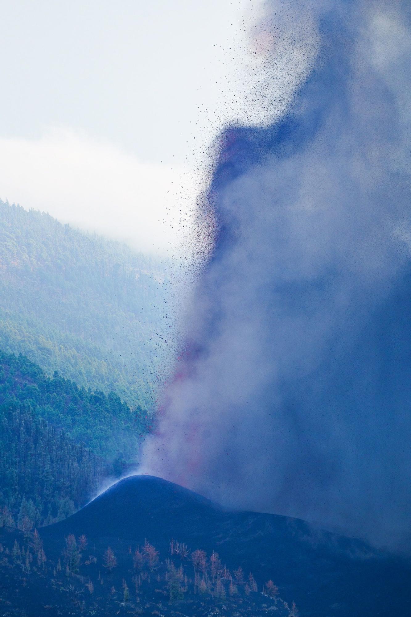 Erupción en La Palma (20/09/2021)