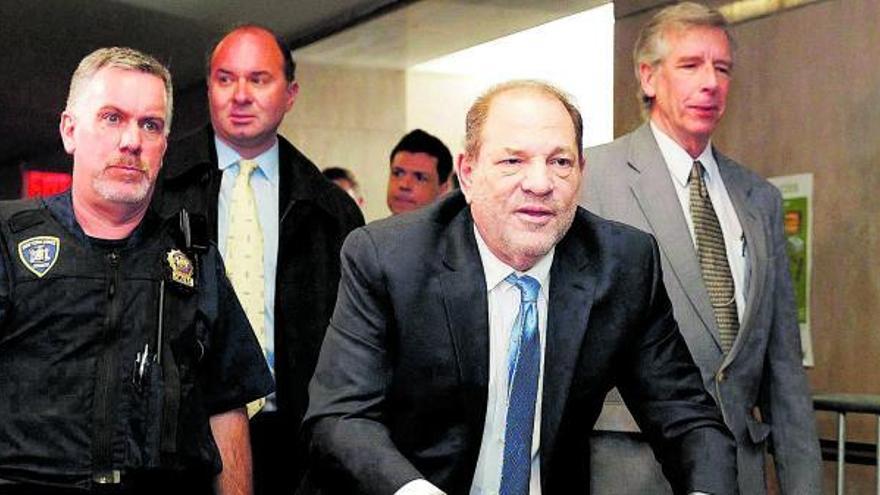 Weinstein pagará 17 millones a sus víctimas