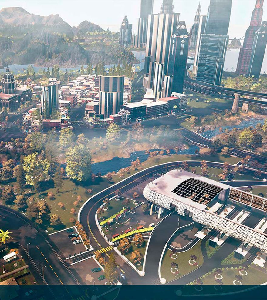 Bus Simulator 21 contará con varios modelos y marcas con licencia en su flota más avanzada
