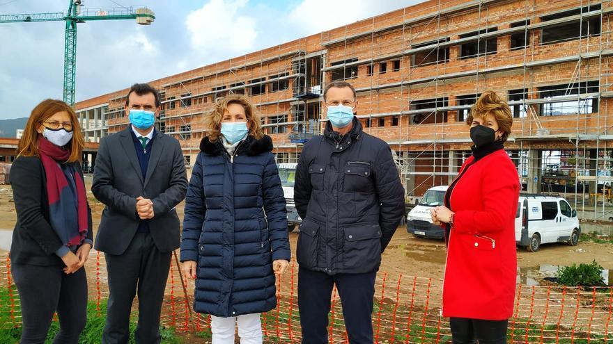 Se ofertan 90 plazas para 1º de ESO en el nuevo IES Miralbaida de Córdoba