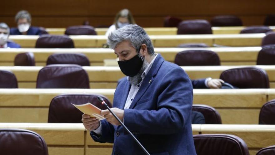 ERC demana al govern espanyol integrear l'AP-7 amb la xarxa de carreteres de la demarcació