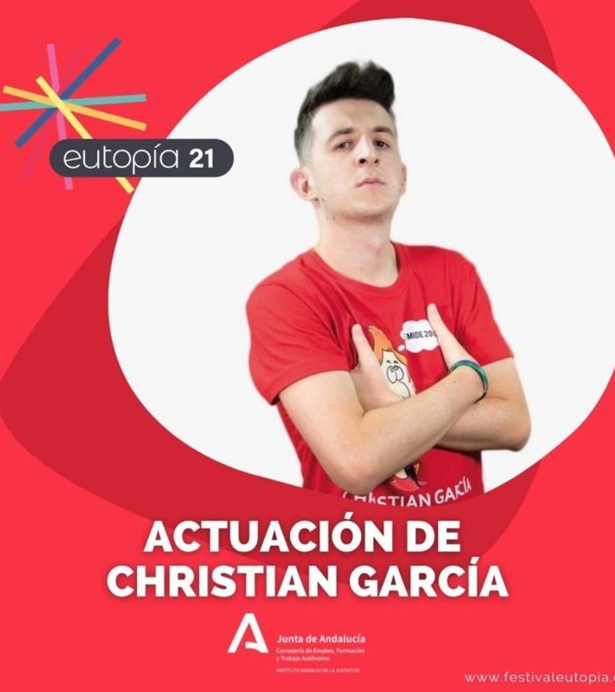 Festival Eutopía: Actuación de Christian García