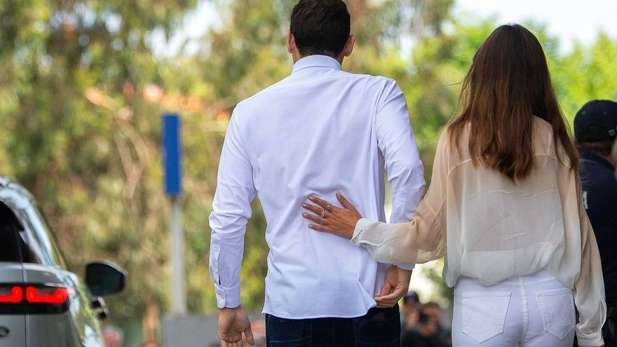 ¿Qué dicen los audios de Iker Casillas a una amiga que podrían haber desencadenado la ruptura con Sara Carbonero?