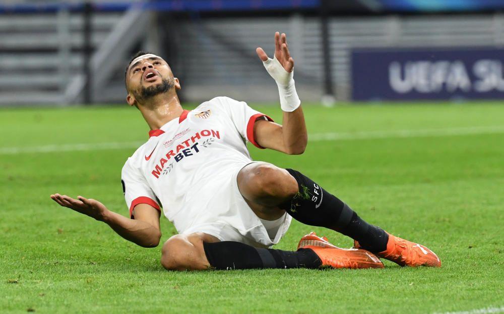 Supercopa de Europa: Bayern - Sevilla