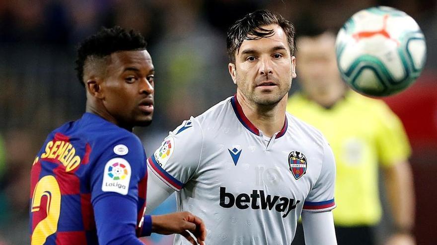 El Barcelona confirma el traspaso de Semedo al Wolverhampton inglés