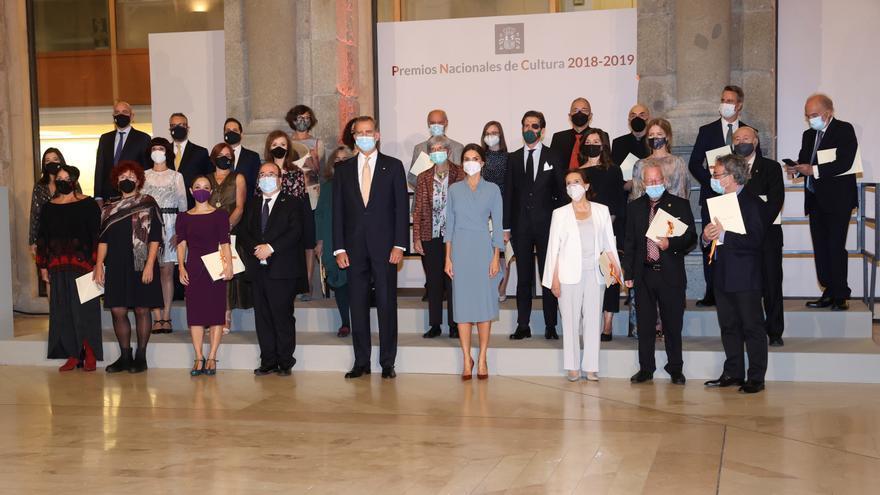 """El Rey agradece el papel de los artistas en la pandemia: """"La cultura une"""""""