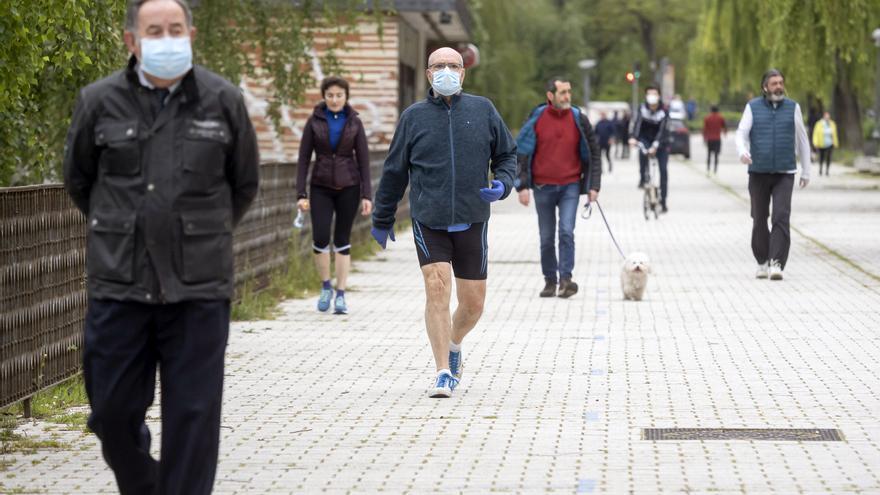 El Colegio de Licenciados en Educación Física de Castilla y León pide a la Junta que considere su actividad como esencial