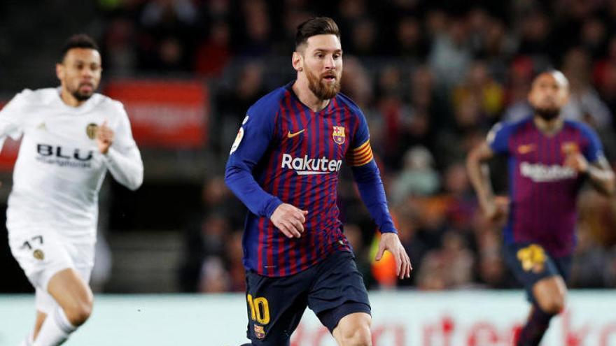 La Copa dará el doblete al Barcelona o un gran Centenario al Valencia