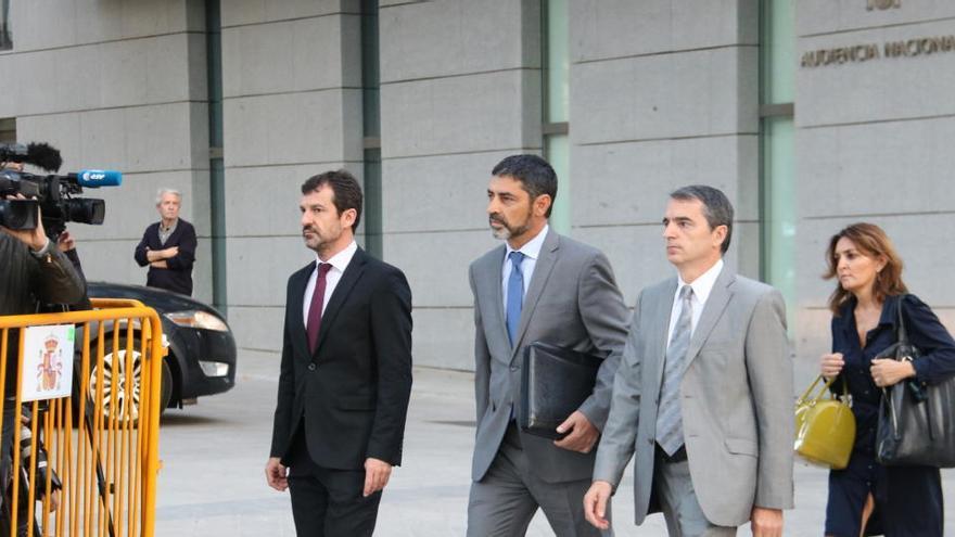 El número 2 de Trapero serà el nou responsable de seguretat del Barça