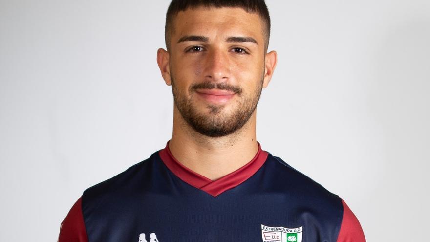 Pedro Melli, quinto sub-23 del Coria