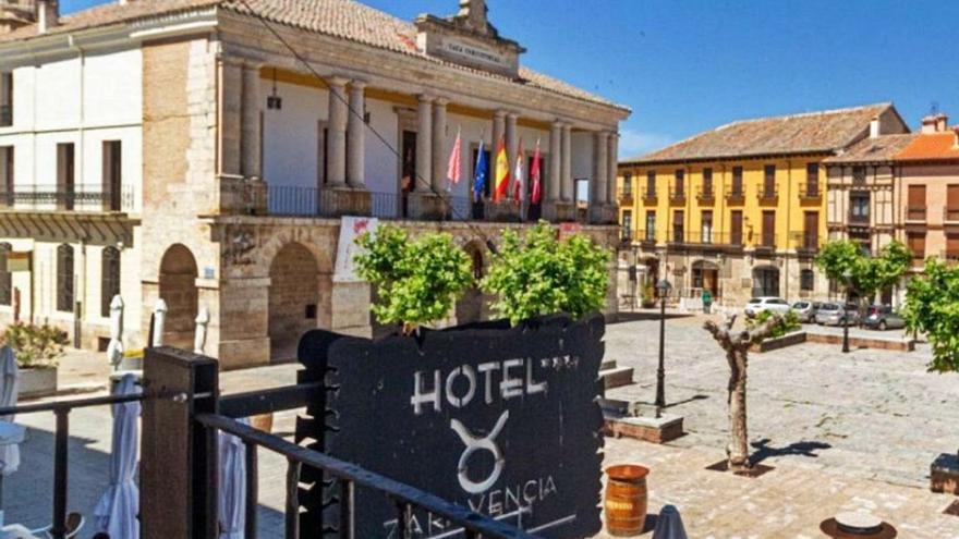 Se vende hotel en Zamora