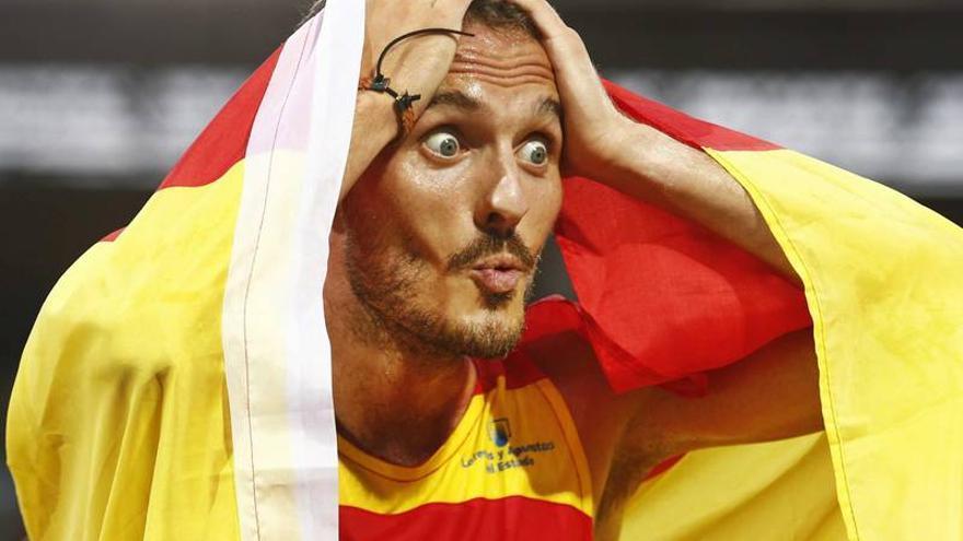 Abadía logra el bronce del 10.000 en el Campeonato de Europa