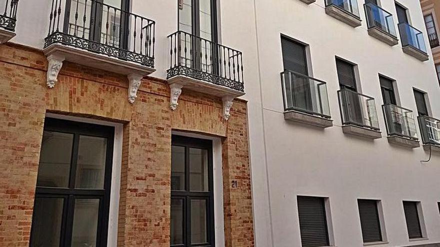 La startup hotelera Limehome ultima su primer edificio de apartamentos en Málaga