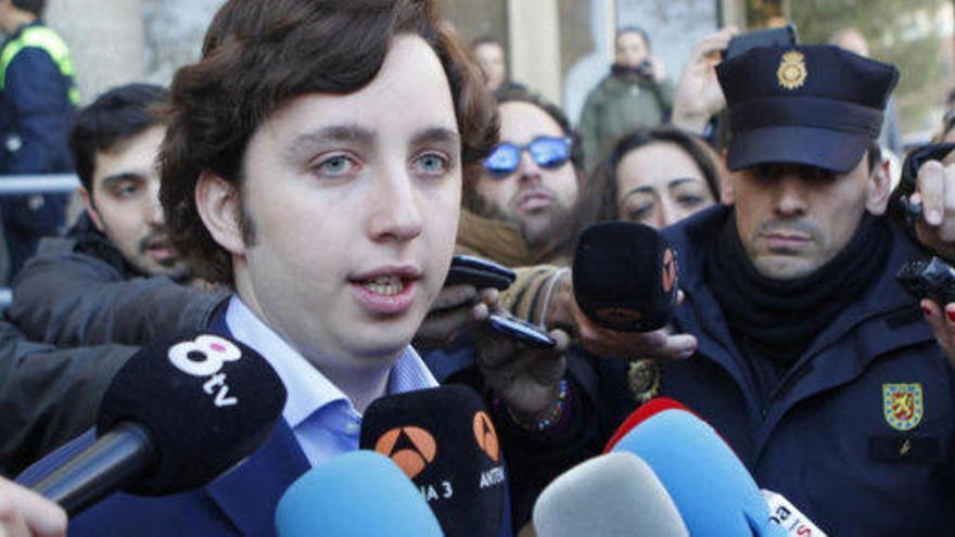 El 'pequeño Nicolás' demana perdó al CNI i al·lega trastorn de la personalitat