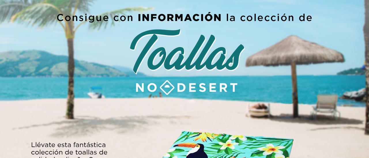 Toallas No Desert