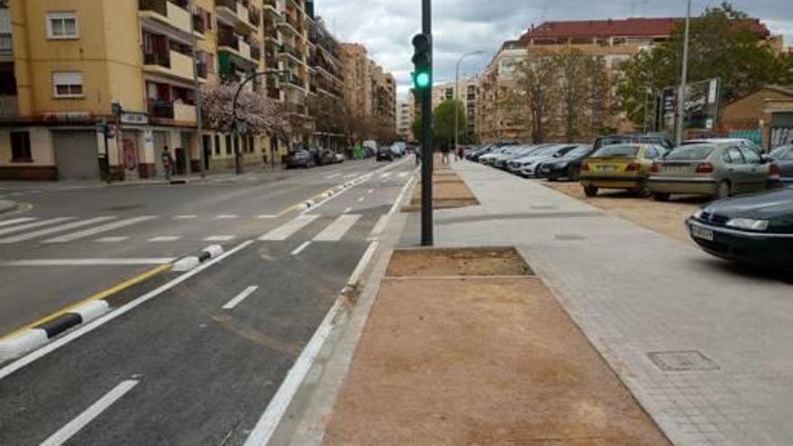 Comienza la segunda fase de la urbanización de Just Ramírez