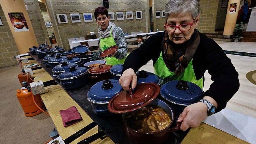 El Certamen del quesu casín y la Fabada de La Felguera, fiestas de interés regional