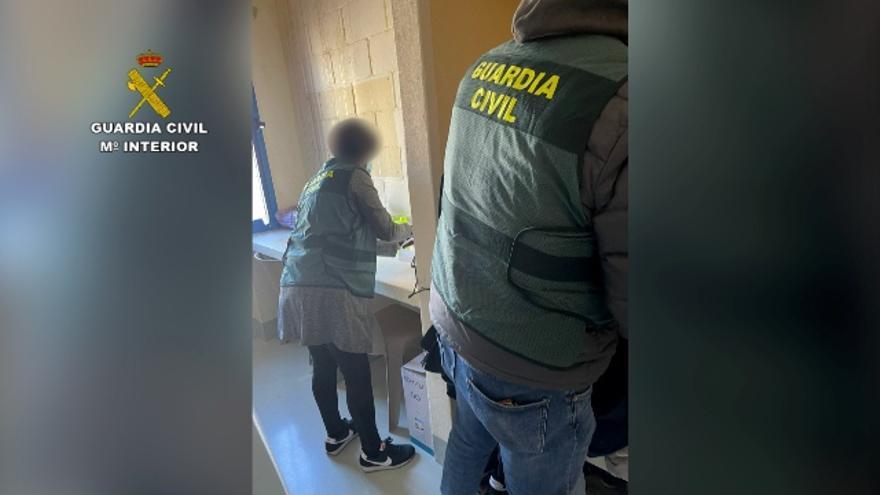 Detenidos tres presos en cárceles de Murcia y Zaragoza por captar yihadistas