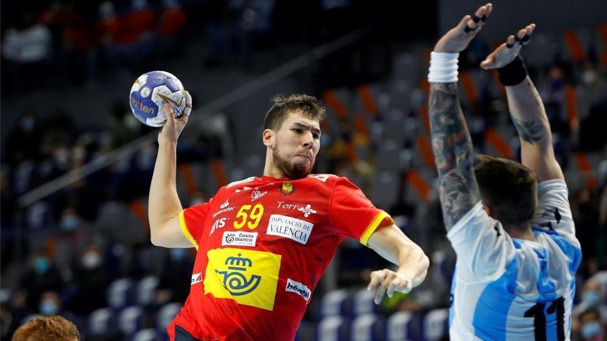 Dani Dujshebaev se perderá los Juegos Olímpicos de Tokio por una grave lesión en la rodilla