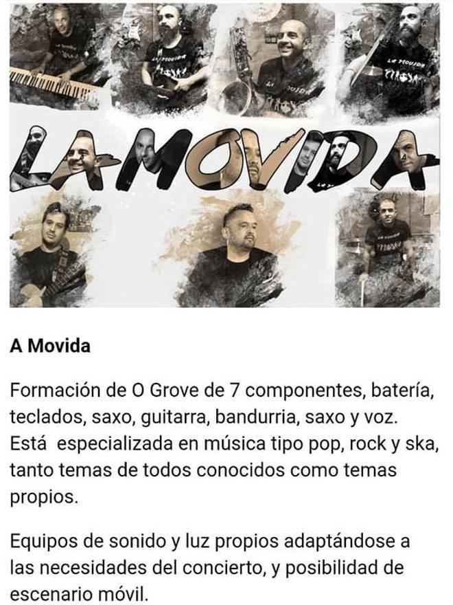 La presentación de La Movida en Go Music.