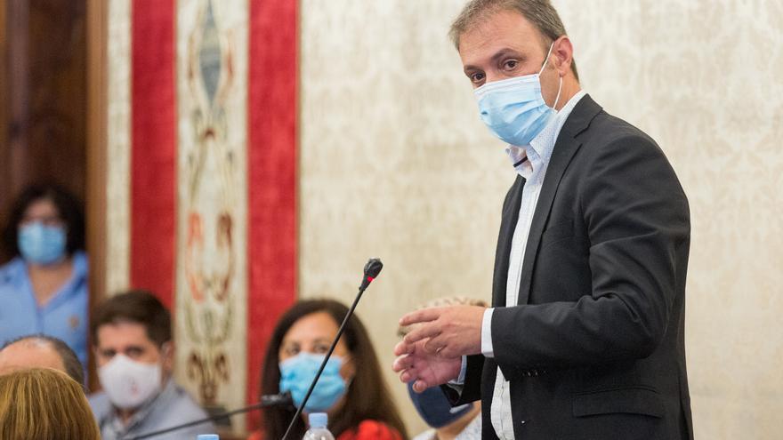 Compromís lleva al pleno de Alicante el Pacto Antitransfuguismo