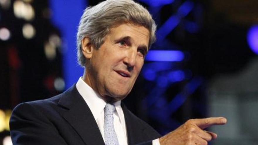 John Kerry será el nuevo secretario de Estado de EEUU