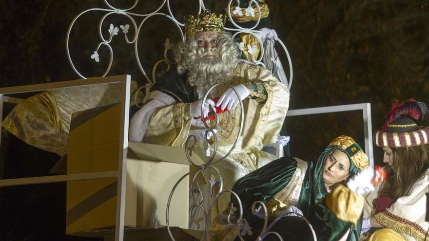 Abierto el plazo para participar con una carroza en la Cabalgata de Reyes