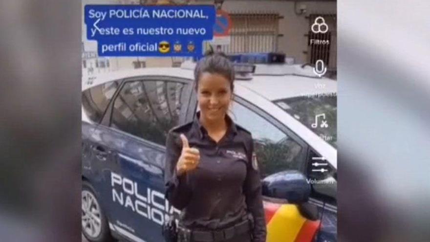 La Policía evita el suicidio de una menor que publicó sus intenciones en TikTok