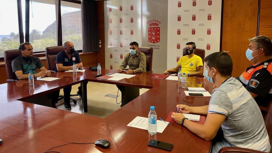La Gomera constituye el primer Comité de Voluntarios de Emergencias