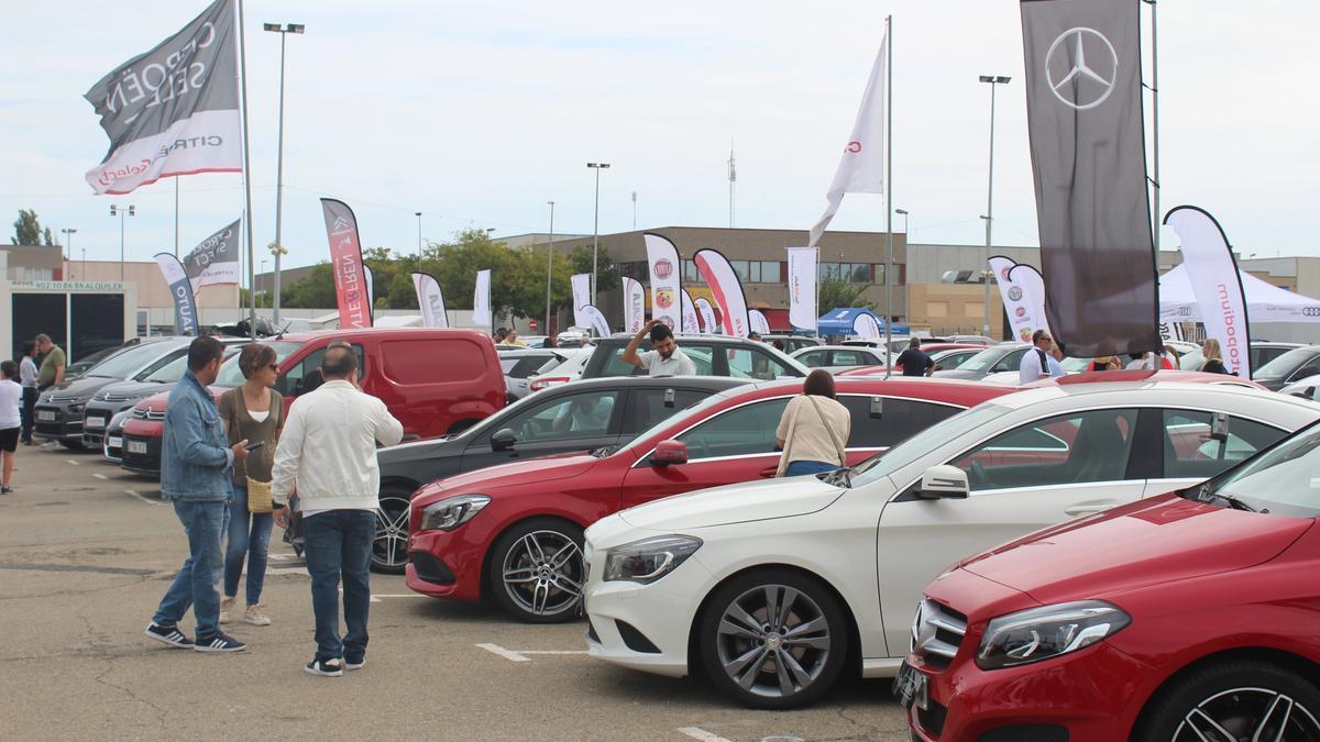 Les matriculacions d'automòbils cauen un 22,6% a Catalunya
