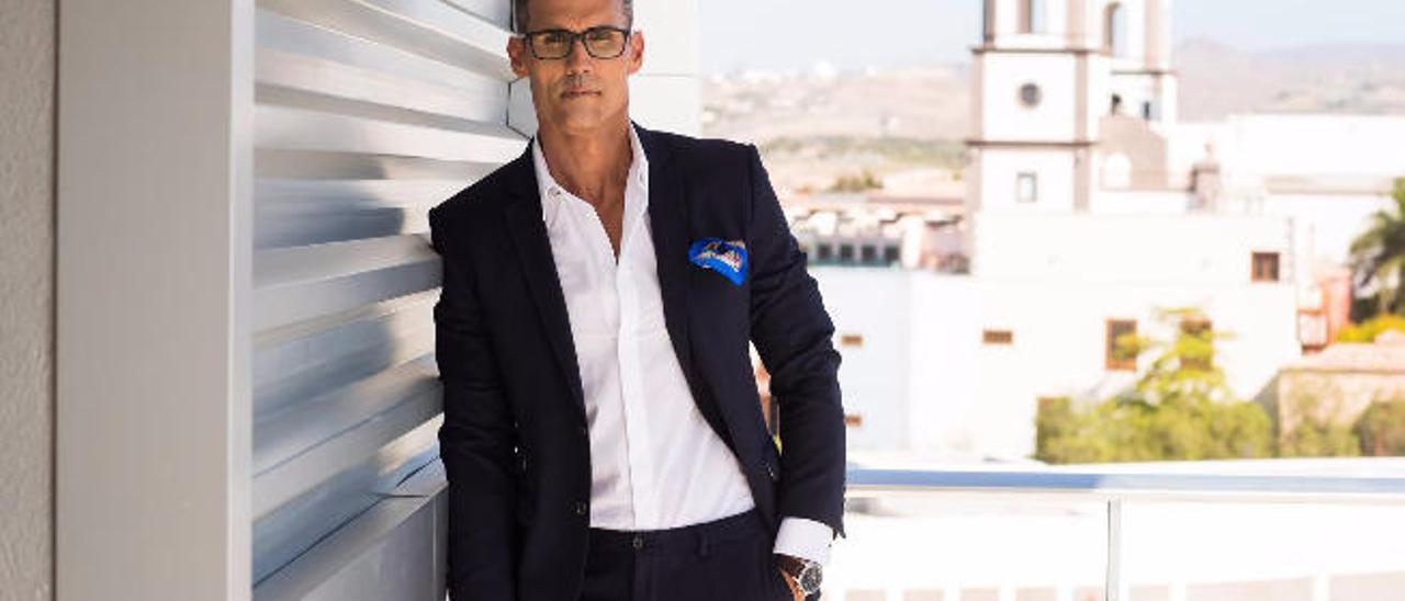 Orgiano Ojeda, coach y autor del libro 'DesafíaT'.
