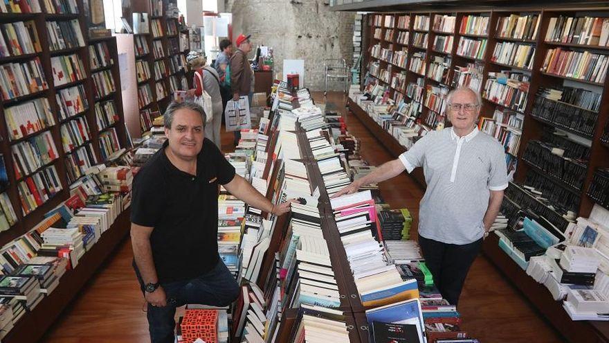 Librerías Proteo y Prometeo: medio siglo de Cultura y compromiso