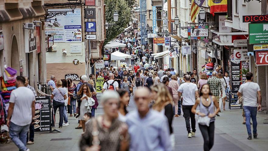 Baleares es una de las pocas autonomías que no ha perdido población en 2020