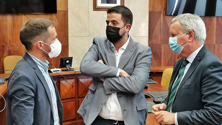 """Obras Públicas estudiará """"caso a caso"""" las expropiaciones de Tijarafe"""