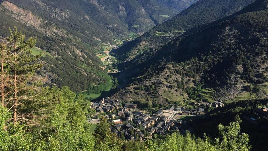 Troben morts dos joves de 18 i 22 anys al Coll d'Ordino, a Andorra