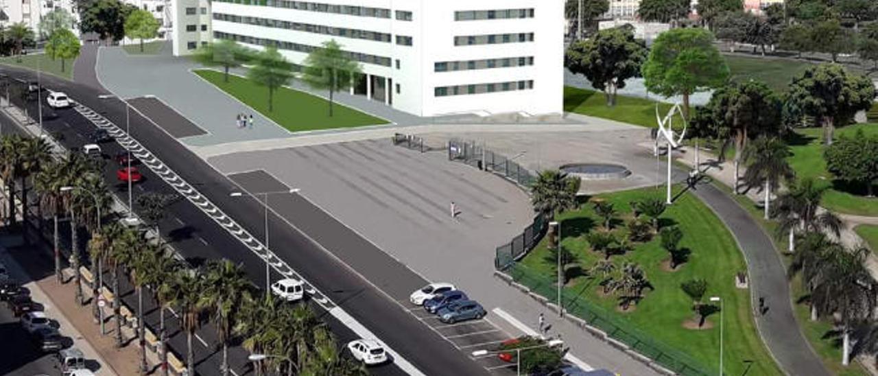 La plataforma de Las Rehoyas rechaza la distribución interior de las nuevas casas
