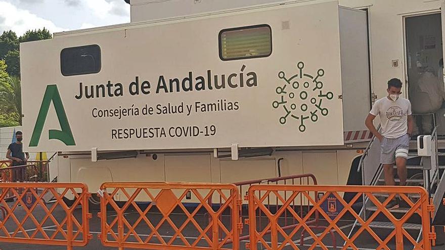 Preocupación por el aumento de contagios en Marbella