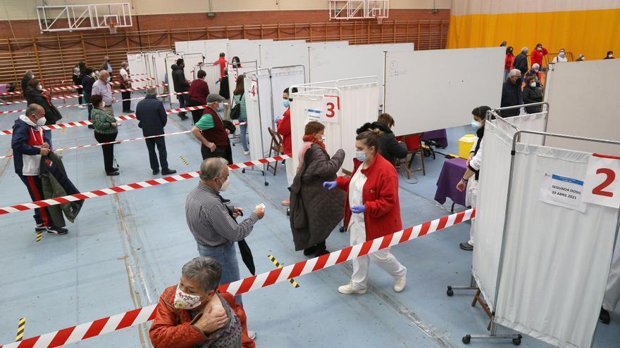 Los nuevos casos por COVID siguen al alza en Castilla y León