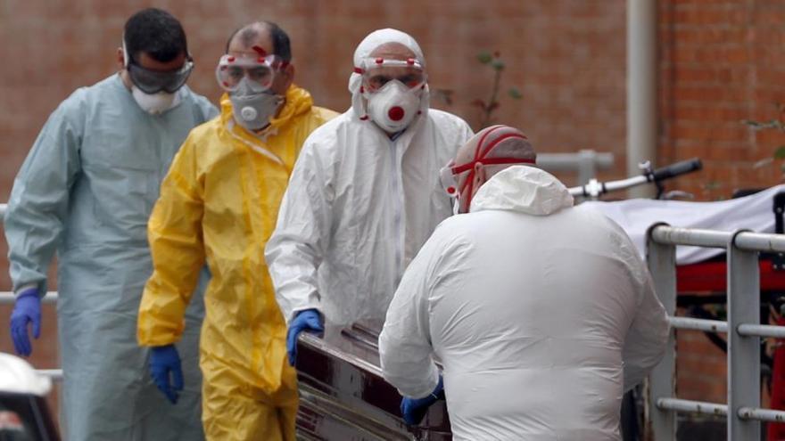 El coronavirus deja 67.709 muertes no previstas