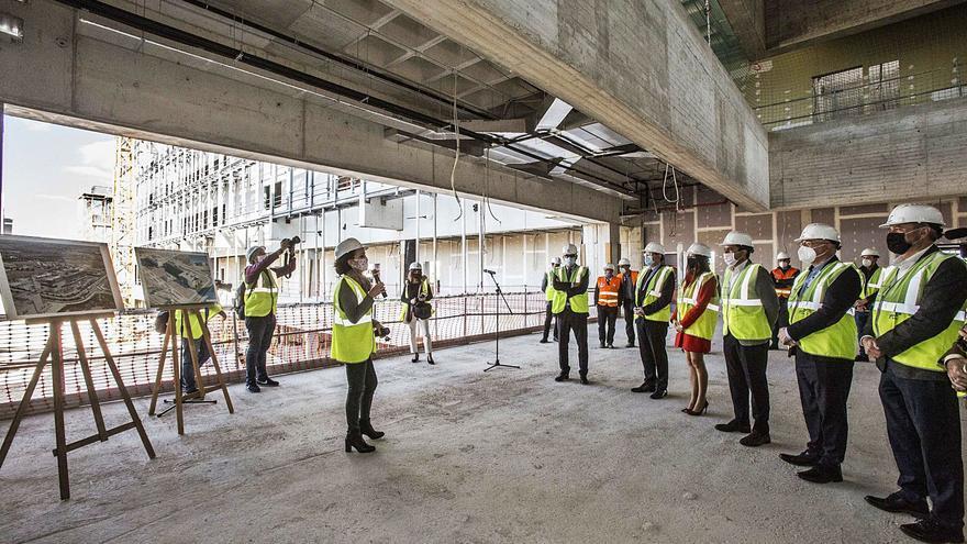 El Consell abre la puerta a la ampliación en 800.000 m2 del Parque Científico de la UA