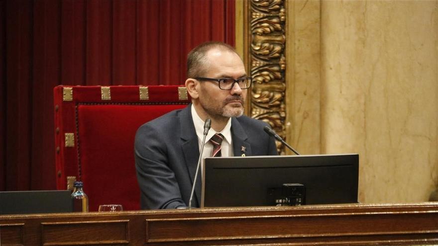 Detingut l'exvicepresident de la Mesa Josep Costa per comparèixer davant TSJC