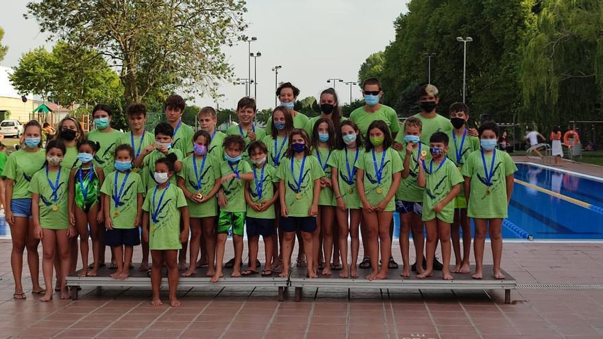 La Jonquera ha acollit la darrera jornada de la Challenger David Moner de natació