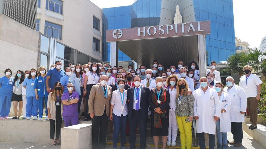 Hospital Clínica Benidorm consigue la Joint Commission International, la acreditación internacional de calidad sanitaria más prestigiosa del mundo