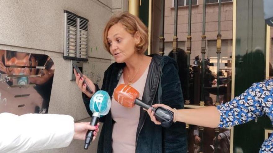 """""""Por favor, estoy sin casa, marchaos"""", pide una propietaria en Ourense"""