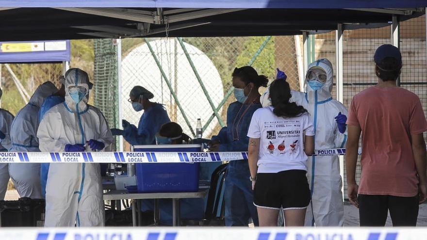 La provincia de Alicante registra dos nuevos brotes en Elda y Monforte