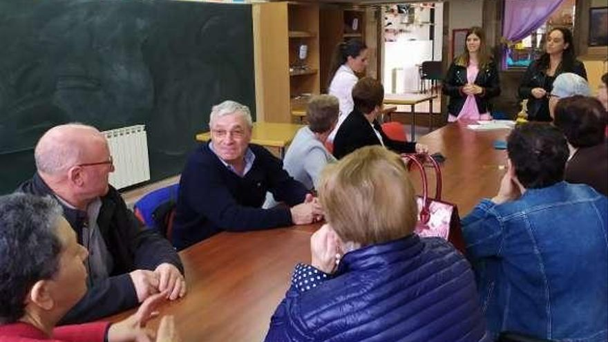 Silleda da inicio a diversos talleres para mayores