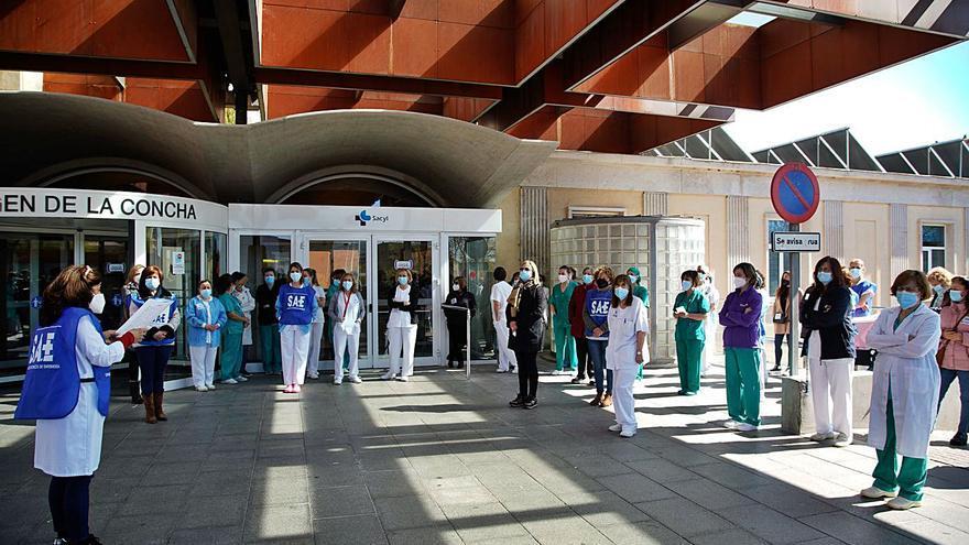 La subida salarial a las enfermeras provoca un enfrentamiento sindical en Zamora