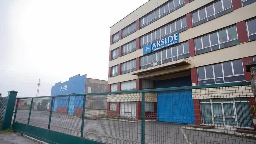 Melca presenta un concurso de acreedores en Arside