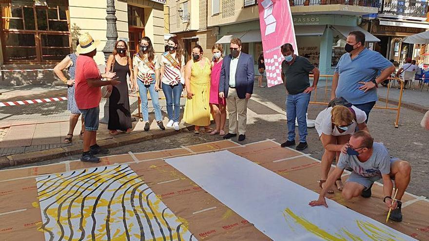 Colores para apoyar al colectivo LGTBI